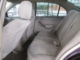 2001 Honda Civic LX Gardena, California 9