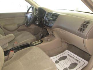 2001 Honda Civic EX Gardena, California 8
