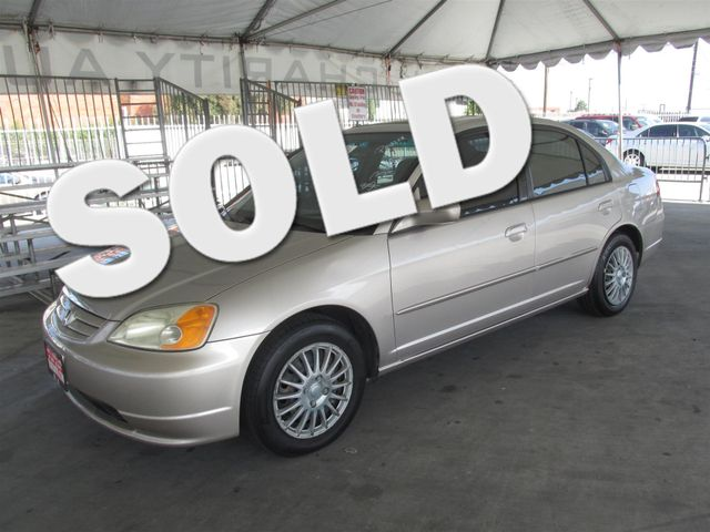 2001 Honda Civic EX Please call or e-mail to check availability All of our vehicles are availab