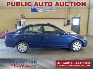 2001 Honda Civic EX | JOPPA, MD | Auto Auction of Baltimore  in Joppa MD