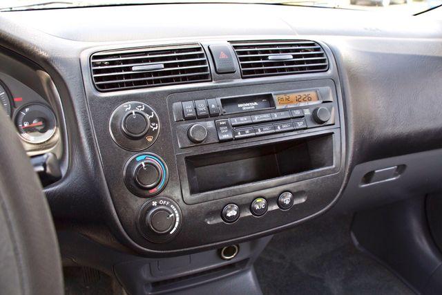 2001 Honda CIVIC LX 4 DOORS SEDAN MANUAL 1-OWNER SERVICE RECORDS AVAILABLE Woodland Hills, CA 14