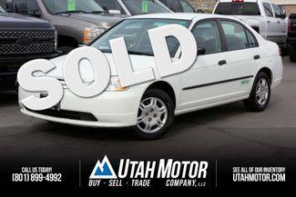 2001 Honda Civic in Orem Utah