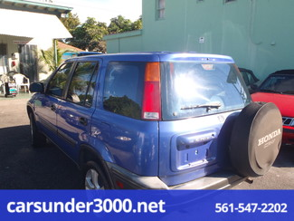 2001 Honda CR-V LX Lake Worth , Florida 2