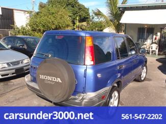 2001 Honda CR-V LX Lake Worth , Florida 3