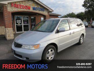 2001 Honda Odyssey in Abilene Texas