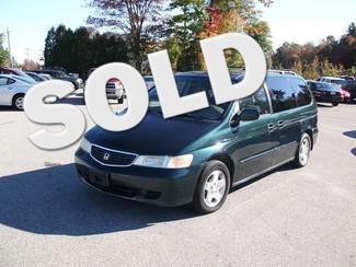 2001 Honda Odyssey EX Derry, New Hampshire