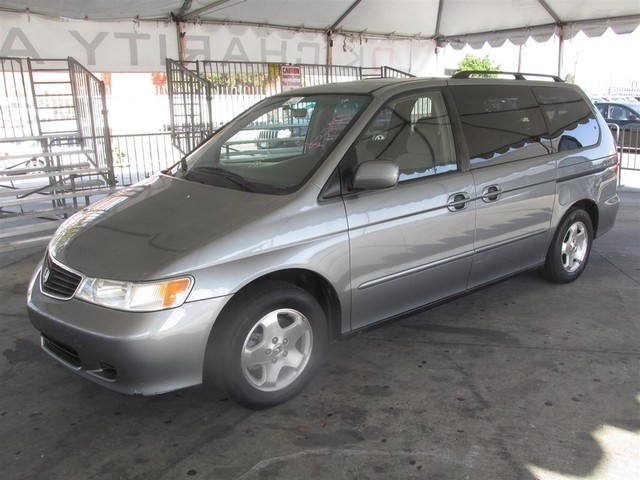 2001 Honda Odyssey EX This particular Vehicles true mileage is unknown TMU Please call or e-ma