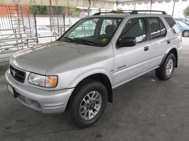 2001 Honda Passport LX Please call or e-mail to check availability All of our vehicles are avai