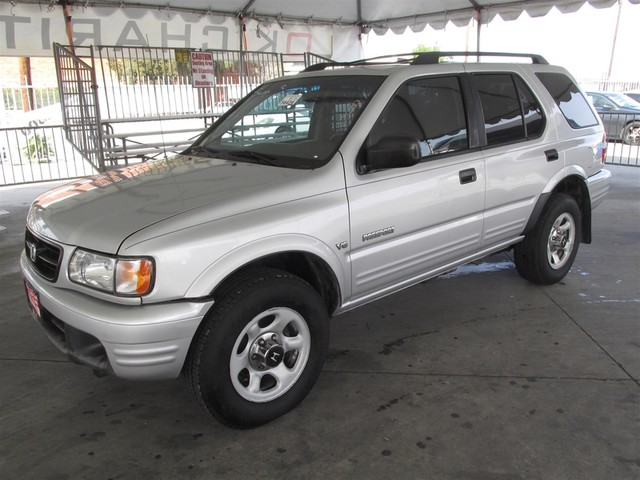 2001 Honda Passport EX Please call or e-mail to check availability All of our vehicles are avai