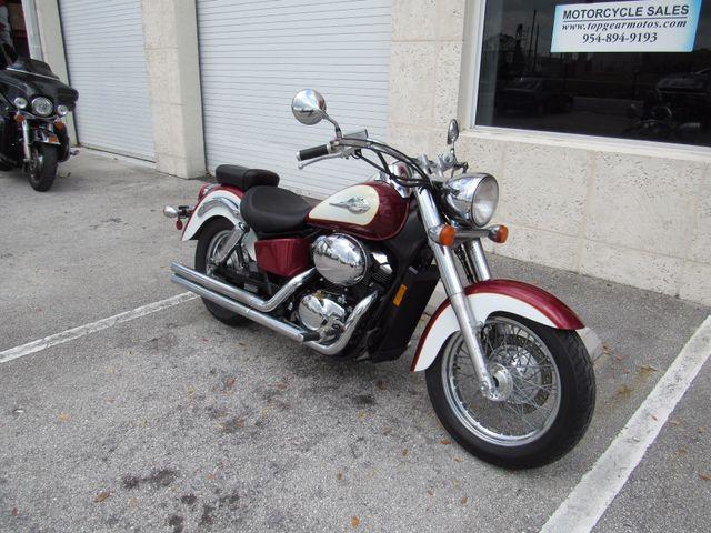 2001 Honda VT750ACE Dania Beach, Florida 1