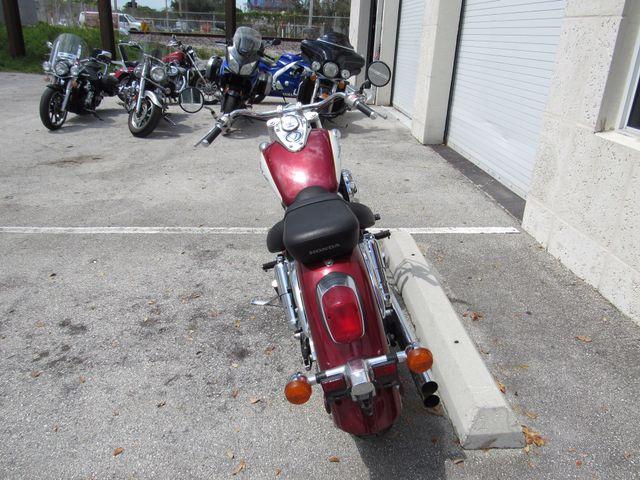 2001 Honda VT750ACE Dania Beach, Florida 15