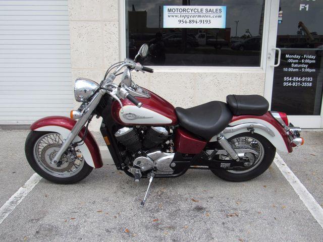 2001 Honda VT750ACE Dania Beach, Florida 6