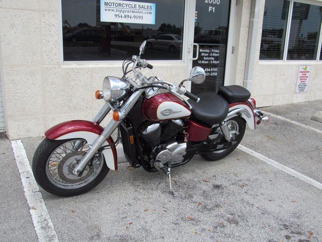 2001 Honda VT750ACE Dania Beach, Florida 7
