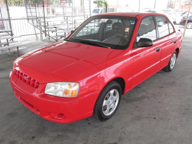 2001 Hyundai Accent GL Please call or e-mail to check availability All of our vehicles are avai