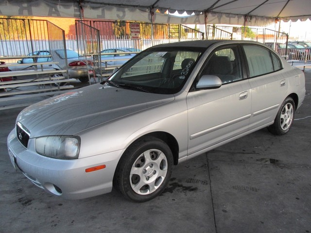 2001 Hyundai Elantra GLS Please call or e-mail to check availability All of our vehicles are ava