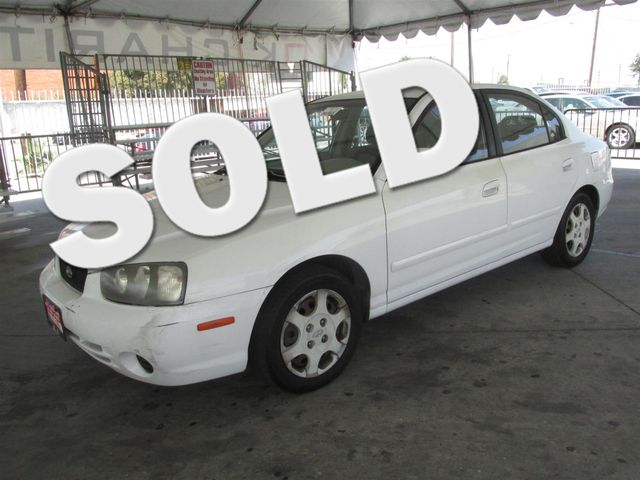 2001 Hyundai Elantra GLS Please call or e-mail to check availability All of our vehicles are av
