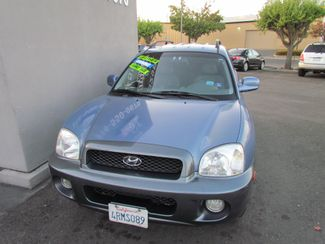 2001 Hyundai Santa Fe GLS Sacramento, CA 2