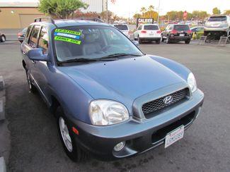 2001 Hyundai Santa Fe GLS Sacramento, CA 3