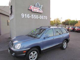 2001 Hyundai Santa Fe GLS Sacramento, CA 4