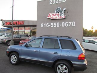 2001 Hyundai Santa Fe GLS Sacramento, CA 5