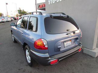 2001 Hyundai Santa Fe GLS Sacramento, CA 7