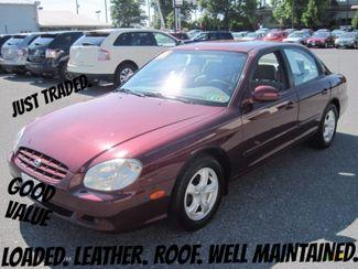 2001 Hyundai Sonata GLS Bentleyville, Pennsylvania 5