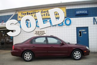 2001 Hyundai Sonata GLS Bentleyville, Pennsylvania