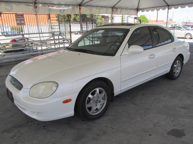 2001 Hyundai Sonata GLS Please call or e-mail to check availability All of our vehicles are avai