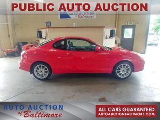 2001 Hyundai TIBURON    JOPPA, MD   Auto Auction of Baltimore  in Joppa MD