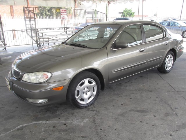 2001 Infiniti I30 Luxury This particular Vehicles true mileage is unknown TMU Please call or e