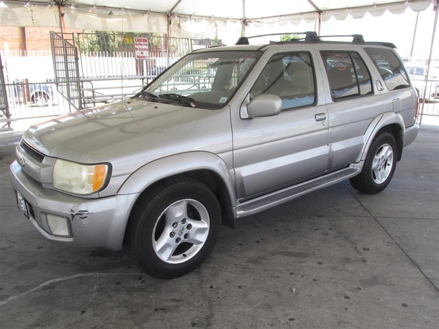 2001 Infiniti QX4 Luxury Please call or e-mail to check availability All of our vehicles are av