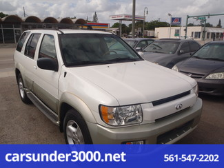 2001 Infiniti QX4 Luxury Lake Worth , Florida 4
