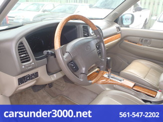 2001 Infiniti QX4 Luxury Lake Worth , Florida 5