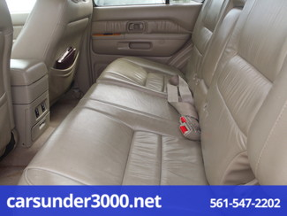 2001 Infiniti QX4 Luxury Lake Worth , Florida 7