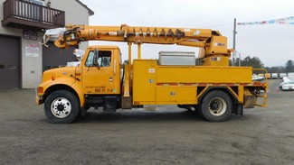 2001 International 4700 Digger Hoosick Falls, New York
