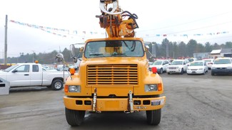 2001 International 4700 Digger Hoosick Falls, New York 1