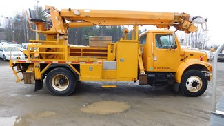 2001 International 4700 Digger Hoosick Falls, New York 2