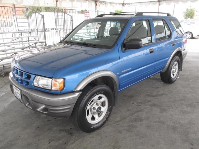 2001 Isuzu Rodeo LS Please call or e-mail to check availability All of our vehicles are availab