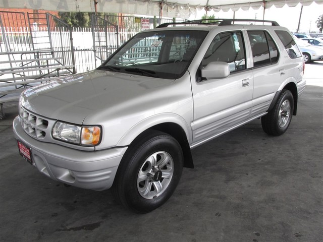 2001 Isuzu Rodeo LSE Please call or e-mail to check availability All of our vehicles are availa