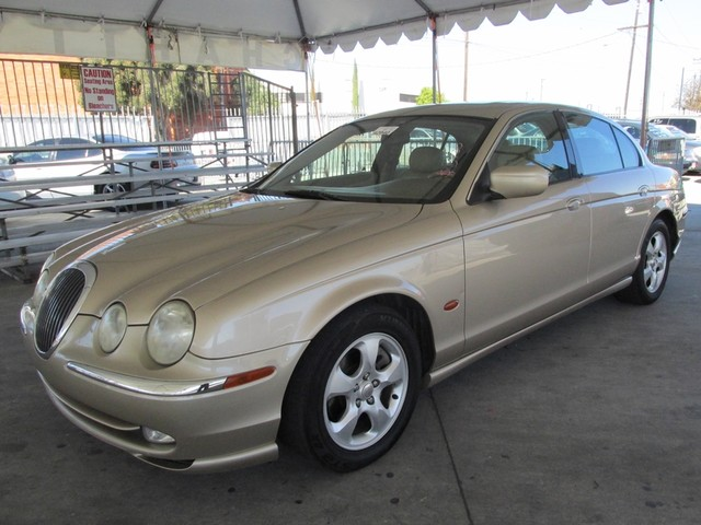 2001 Jaguar S-TYPE V6 Please call or e-mail to check availability All of our vehicles are availa