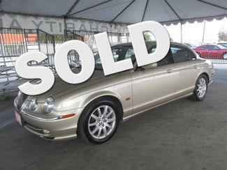2001 Jaguar S-TYPE V8 Gardena, California