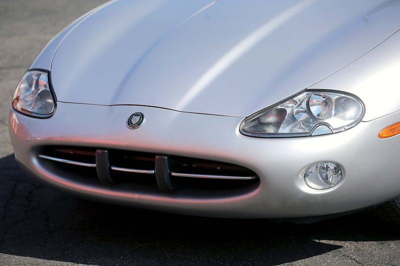 2001 Jaguar XK8 - Leather - Only 63K miles  city California  MDK International  in Los Angeles, California