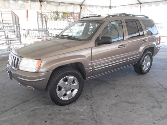 2001 Jeep Grand Cherokee Limited Please call or e-mail to check availability All of our vehicle