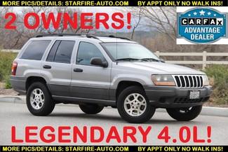 2001 Jeep Grand Cherokee Laredo Santa Clarita, CA