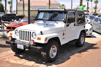 2001 Jeep Wrangler in Cathedral City, CA