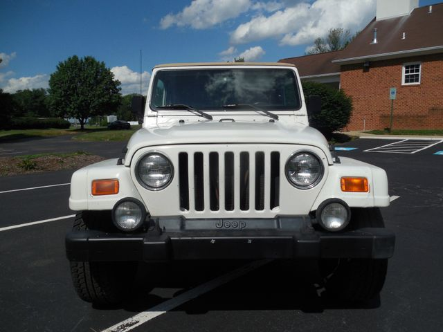 2001 Jeep Wrangler Sahara Leesburg, Virginia 6