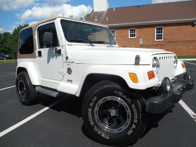 2001 Jeep Wrangler Sahara Leesburg, Virginia 1