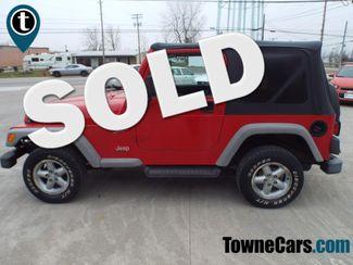 2001 Jeep Wrangler Sport | Medina, OH | Towne Cars in Ohio OH