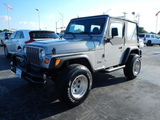 2001 Jeep Wrangler in Wichita Falls, TX