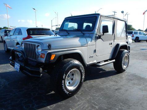 2001 Jeep Wrangler SE in Wichita Falls, TX